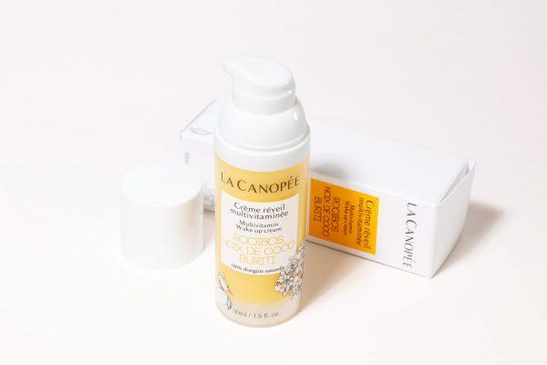 Crème réveil multivitaminée – La Canopée