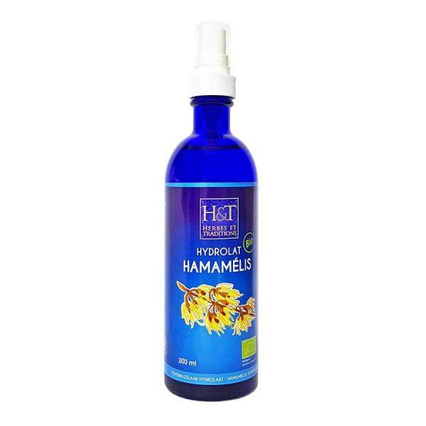 Eau Florale d'Hamamelis Bio 200 ml – HERBES ET TRADITIONS