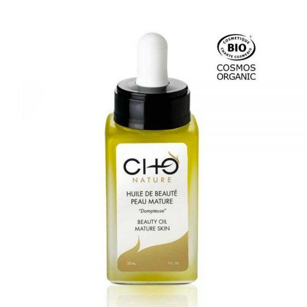 Huile de beauté peau mature bio – Cho Nature 1