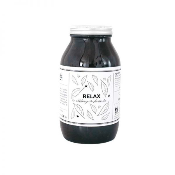 Infusion naturelle Mama Relax 55g – GREENMA