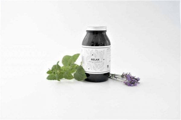 Infusion naturelle Mama Relax 25g | 55g – GREENMA 1
