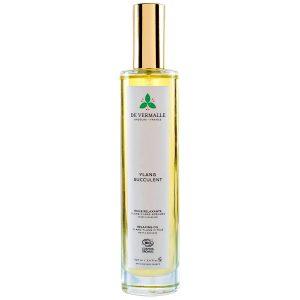 Huile de massage parfumée bio YLANG SUCCULENT 100 ml – DE VERMALLE